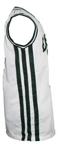 George Gervin #24 College Basketball Jersey Sewn White Any Size image 3