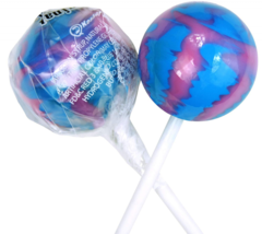 Original Gourmet Lollipops Cotton Candy Smooth Sweet Treats 120 Cal 30 C... - $16.53
