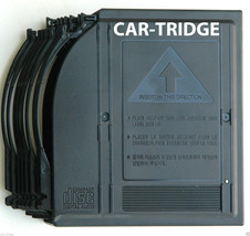 MAGAZINE CARTRIDGE FOR ECLIPSE 8 DISC CD CHANGER MODEL CH3083 5083 BY FU... - $27.55