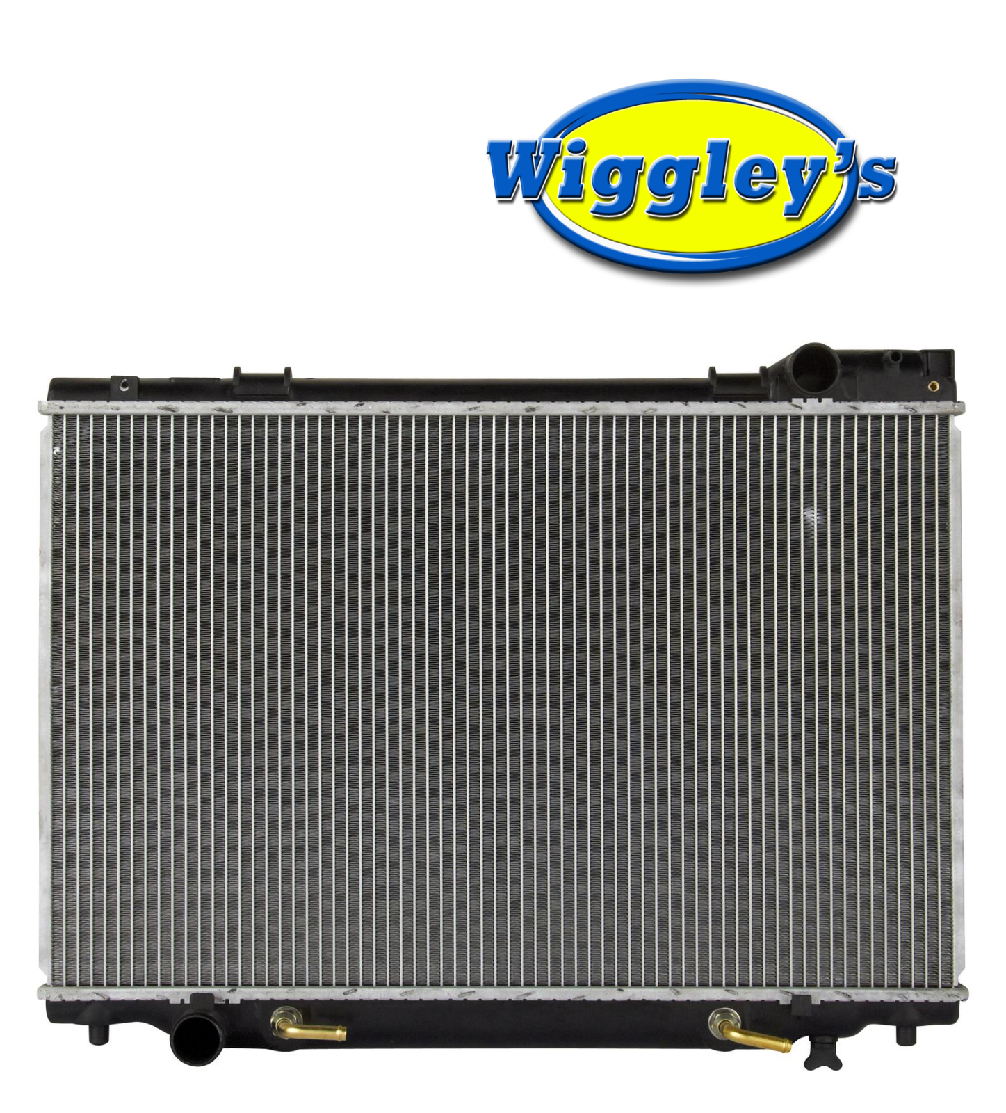 RADIATOR TO3010154 FOR 91 92 93 94 95 TOYOTA PREVIA L4 2.4L