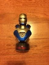 1/6 Hot Toys Iron Man 3 Marke Xxx Blau Stahl Sammlerstück Figur Büste Se... - $49.30