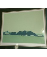 Artists Proof Quiet Farm signed by the Artist Matonis in pencil. - $130.00