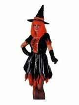 xaw251 Princess WITCH Halloween Costume One Size - £29.55 GBP