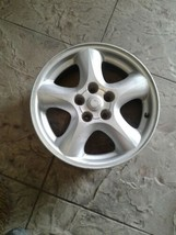 2000 - 2007 FORD TAURUS OEM ALLOY WHEEL 16 INCH 5 SINGLE SPOKE 16X6   image 2