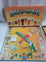 New Brew-Opoly Monopoly Game by Late For The Sky! Board Game New Open Box - $19.48