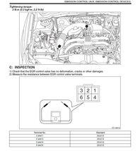 2005-2008 Subaru Forester Factory Repair Service Manual - $13.40
