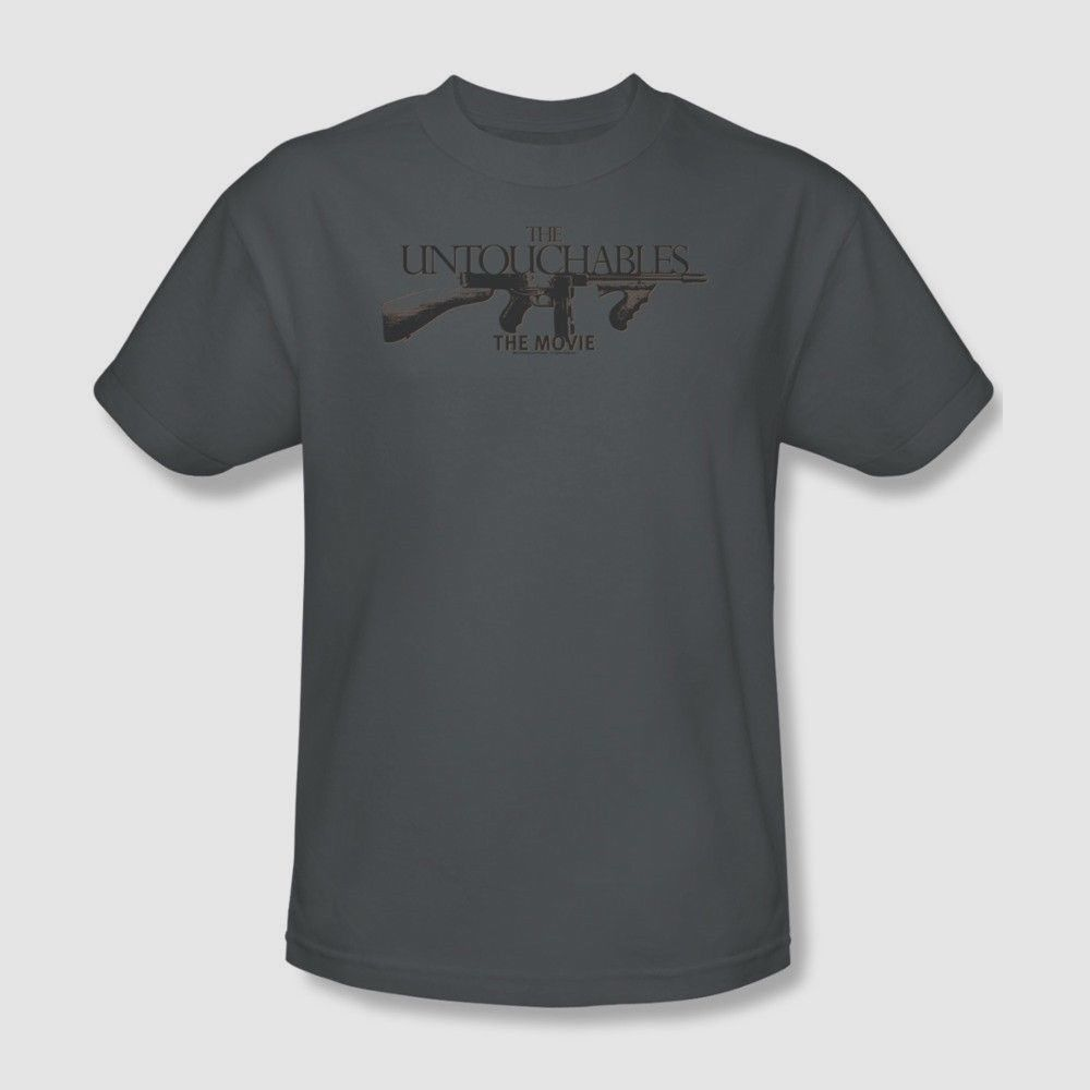 The untouchables tommy gun costner movie for sale graphic t shirt
