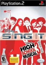 High School Musical 3: Senior Year Sing It - Pl... - $3.75