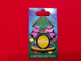 Disney Pin Happy Hoidays 2019 Resort Bell Boardwalk Mickey Minnie Mouse ... - $24.99