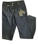 DOLCE E GABBANA JEANS Size 42 (6)  LIMITED EDITION black Label - ORIGINAL - $266.48