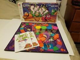 Vintage Milton Bradley Splat Board Game 100% Complete Rare HTF - $45.09