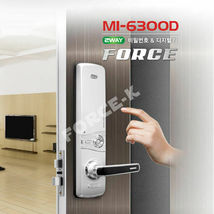 Milre MI-6300D Keyless Digital Door Lock Security Entry Passcode + 4Touch Keys image 5