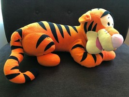 "Tigger 32"" Disney Plush Stuffed Lounging Animal Fisher-Price Disney LARGE - $21.77"