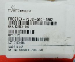 Raychem Frostex Plus 628393 Pipe Heating Cable 500 Foot Spool image 5
