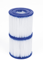 Mainstays Type VII, D Replacement Pool Filter Cartridge, 2 Pack image 3