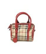 Burberry 3925930 Small Alchester Beige Red Ladies Handbag Purse - $849.00