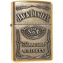 High Polish Brass, Jack Daniels Emblem - $42.03