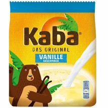 KABA drink: VANILLA  - 400g- Made in Germany REFILL bag FREE SHIPPING - $14.36