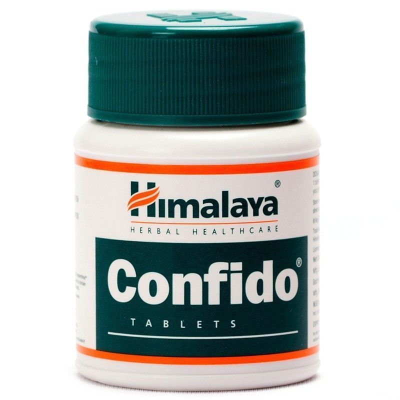 Primary image for Himalaya Herbal Confido  60 Tablet |Free Shipping Worldwide