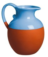 Tuscan Table Dipped Terracotta Pitcher - $26.40