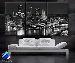 """Original by BoxColors Large 30""""x 60"""" 3 Panels 30""""x20"""" Ea Art Canvas Prin... - $119.00"""