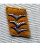 WW2 Original German Luftwaffe flight obergerfreiter collar tab - $26.00
