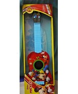 New Disney Junior Mickey Mouse Clubhouse Play Guitar Musical Instrument - $23.71