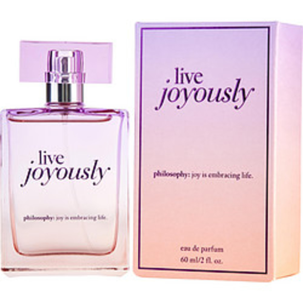 PHILOSOPHY LIVE JOYOUSLY by Philosophy #289628 - Type: Fragrances for WOMEN