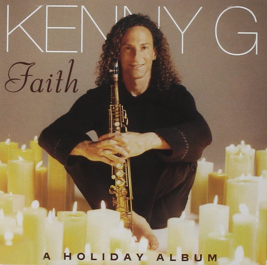 Faith: A Holiday Album CD kENNY G