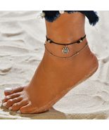 BAHYHAQ -  Vintage Boho Double Layer Beads Ankle Bracelet - $1.40
