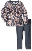 Splendid Girls' Kids and Baby Long Sleeve Sweatshirt and Bottom 2 Piece ... - $39.54