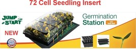 Greenhouse Garden Grow Plant Hydro Farm Seed Weed Tray Heat Mat Kit Out ... - $47.51