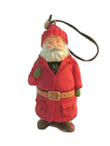 Hallmark Kris Kringle Santa Claus Christmas Tree Ornament Sharon Visker ... - $6.99