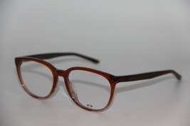 NEW OAKLEY OX1135-0252 BROWN FADE REVERSAL EYEGLASSES AUTHENTIC RX 52-17... - $65.55