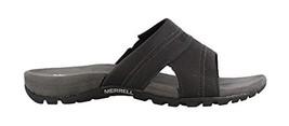 Merrell Men's, Sandspur Rift Sandals Black 12 M - $102.28