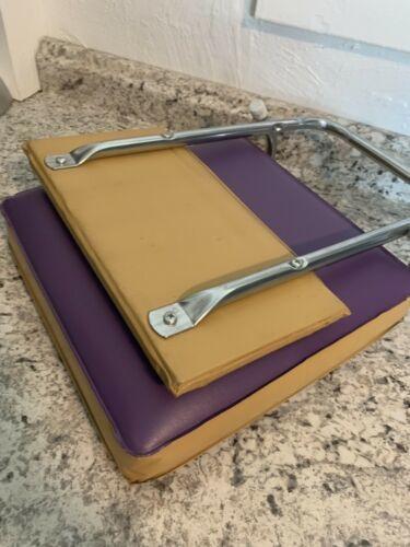 STADIUM seat purple gold cushion bleacher University Of Washington Huskies image 4