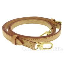 LOUIS VUITTON Adjustable Shoulder Strap VVN Leather J52314 France Authentic - $227.21