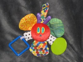 Kids Preferred Eric Carle The Hungry Caterpillar Toy Flower Crinkle Ratt... - $24.74