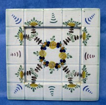 "Porto Carvalhinho Hand Painted Trinket Dish 4-7/8"" - Portugal - Vintage ... - $16.83"