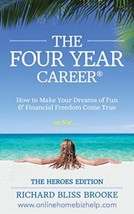 3 Books The Four Year Career Heroes Edition Inspiring Book For Network M... - $19.99