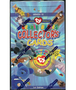 TY Beanie Babies Collectors Cards 1st Edition Series 2 Sealed Box - $24.74