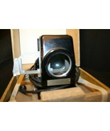 Kodak Kodaslide 2A Slide Projector w/Changer Original Case works TV movi... - $39.95