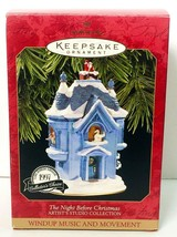 Hallmark The Night Before Christmas Artist's Studio Collection Music & M... - $21.64