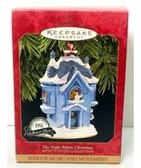 Hallmark The Night Before Christmas Artist's Studio Collection Music & M... - $21.64