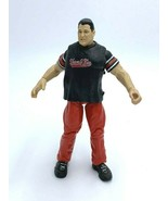 WWE Titan Tron Live Shane O Mac Super McMahon Action Figure Black Red 2000 - $17.99
