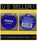 FREE S&H! YOU GET 2! NIVEA CREME SKIN MOISTURIZER TIN PURSE TRAVEL SIZE ... - $7.91