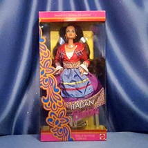 Italian Barbie - Dolls of the World Collection By Mattel. - $42.00
