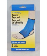Assured Ankle Support Brace for Men and Women -- New -- Set of 2 - $7.59