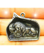 HAUNTED RING CIRCLE OF LIONS POWER EXTREME MAGICK MO DEALS 7 SCHOLARS  - $177.77
