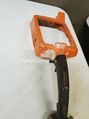 Primary image for Stihl Concrete Cut Off Saw TS510 TS760 051 076 Rear Handle Frame Trigger (e43)